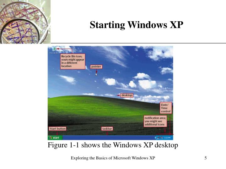 Starting Windows XP