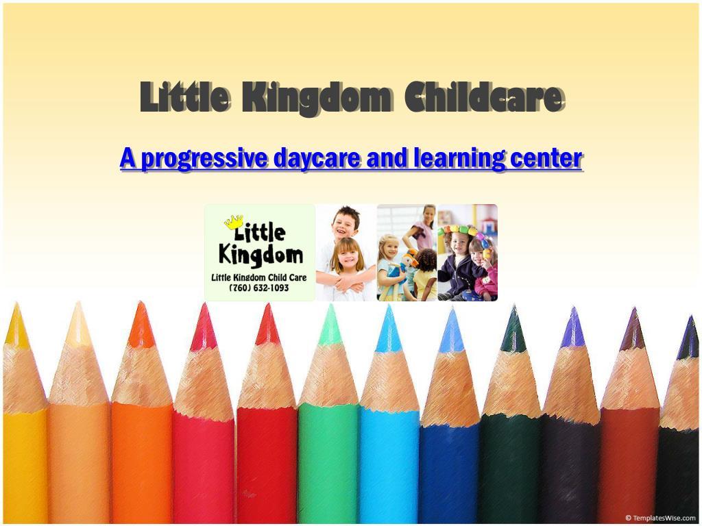 little kingdom childcare l.