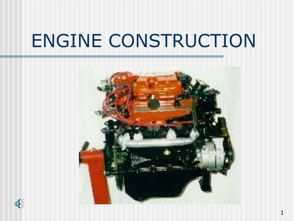 engine construction l.