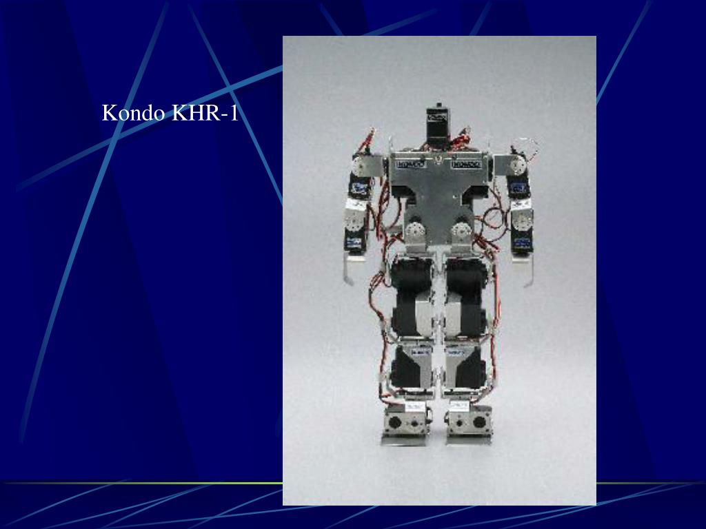 Kondo KHR-1