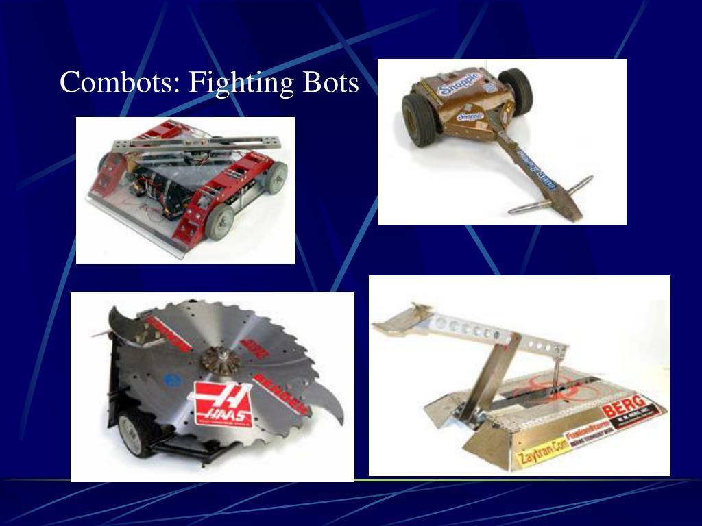 Combots: Fighting Bots
