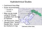 hydrotechnical studies8