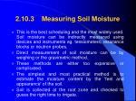 2 10 3 measuring soil moisture