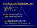 los adjetivos demostrativos4