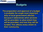 budgets4