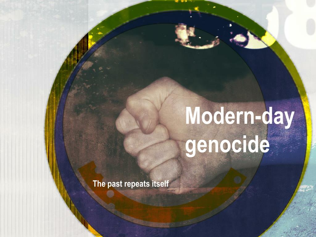 modern genocide Throughout the past century, the human atrocity known as genocide has recurred among mankind to the point where nearly every continent has experienced its consequences.