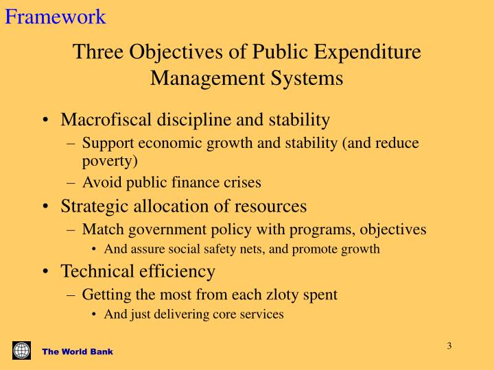 public expenditure management problems The report, nepal public expenditure review - roads, was completed june 2011 the report states that the government of nepal has achieved several of the millennium development goals (mdgs), while maintaining macroeconomic stability and prudent fiscal management strengthening public expenditure.