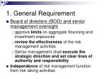 1 general requirement22