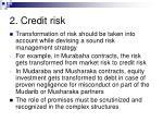 2 credit risk31
