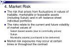 4 market risk43