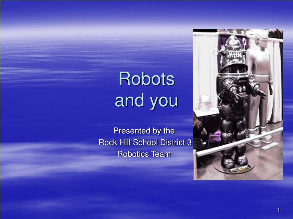 robots and you l.