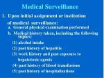 medical surveillance1