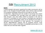 sbi recruitment 20127
