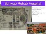 schwab rehab hospital19