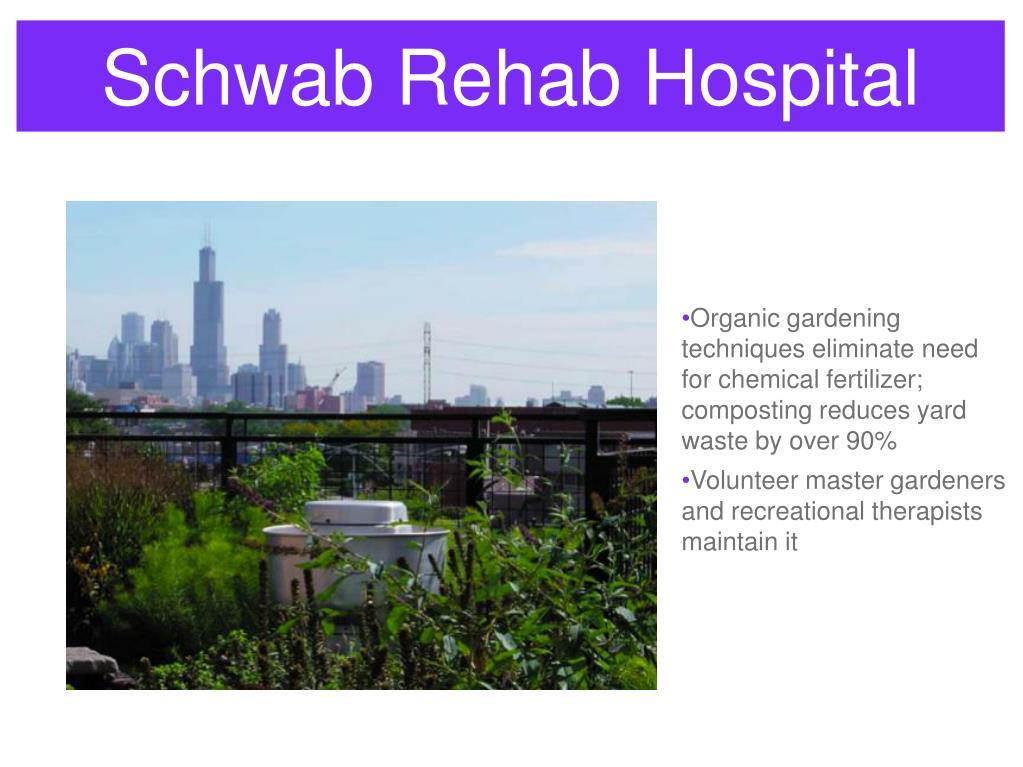 Schwab Rehab Hospital