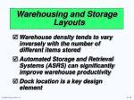 warehousing and storage layouts2