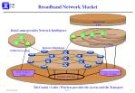 broadband network market