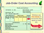 job order cost accounting15