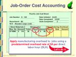 job order cost accounting18