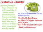 contact le tourister