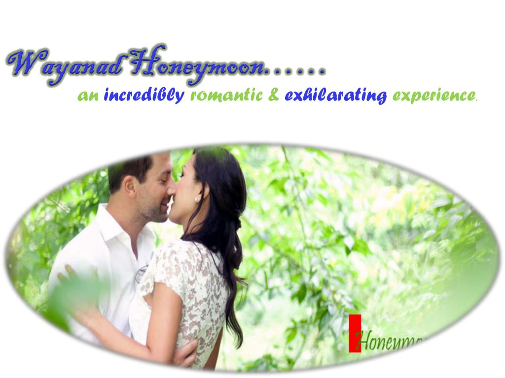 wayanad honeymoon l.