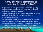 cont expresion geomorfica de estratos inclinados tilted2