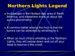 northern lights legend