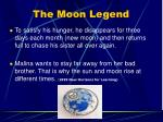 the moon legend4
