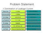 problem statement5