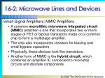 16 2 microwave lines and devices32