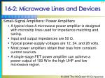 16 2 microwave lines and devices34
