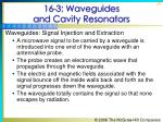 16 3 waveguides and cavity resonators39