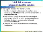 16 4 microwave semiconductor diodes61