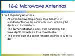 16 6 microwave antennas78