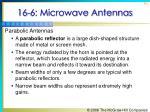 16 6 microwave antennas82
