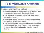 16 6 microwave antennas84