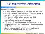 16 6 microwave antennas86