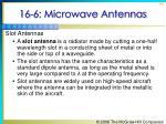 16 6 microwave antennas90