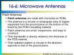 16 6 microwave antennas94