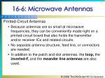 16 6 microwave antennas97
