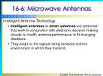 16 6 microwave antennas98