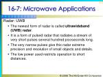 16 7 microwave applications105