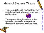 general systems theory13