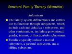 structural family therapy minuchin39