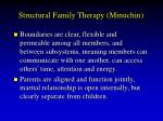 structural family therapy minuchin43