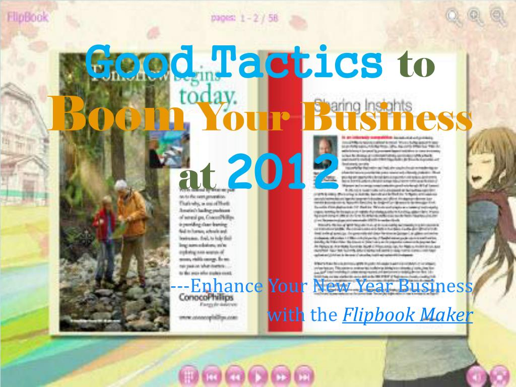 good tactics to boom your business at 2012 l.