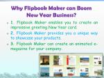 why flipbook maker can boom new year business