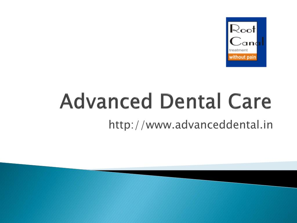 a dvanced dental c are l.