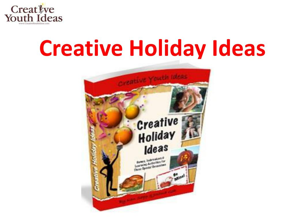 creative holiday ideas l.