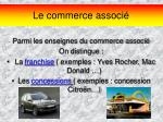 le commerce associ24